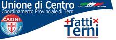 www.udcterni.blogspot.com  Il Blog del Coordinamento Provinciale di Terni dell'Unione di Centro
