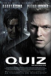 What Show Should I Watch Quiz. A famous game show host is being harassed in a restaurant by a strange man who claims to have kidnapped his wife and daughter. A morbid game ensues in which the game show host turns out to be the contestant.