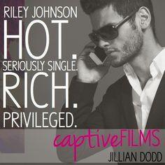 Romance Rewind: Review: Captive Films, Season 2, by Jillian Dodd