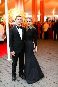 Max Snow and Vanessa Traina
