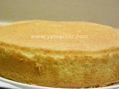 آشپزخانه کوچک من: کیک اسفنجی ساده