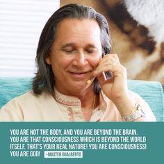 Você não é o corpo e está além do cérebro. Você é essa Consciência que está além do próprio mundo. Essa é a sua Natureza Real! Você é Consciência! Você é Deus! Mestre Gualberto      #ramanashramgualberto #mestregualberto #satsang #ramana #ramanamaharshi #awaken #guru #ramanashram #silence #enlightenment #buddha #awakening #whoami #zen #meditating #awareness #consciousness #truth #felicidade  #happiness #krishnamurti #spiritual #meditate #srisriravishankar #peace #paz #gratitude #meditation