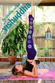 The Chakra Series: Vishuddha - Pin now, read later!