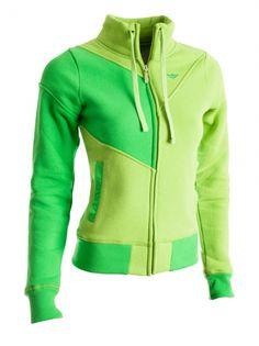 Infinity Sweatshirt Green