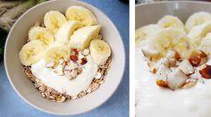 Jane war zum ersten Mal mit von der Partie. Hier seht ihr ihr Frühstück. Es lohnt sich aber sehr, den ganzen Beitrag zu lesen, denn zu jeder Mahlzeit sind die wichtigsten Nährstoffe benannt!  http://achtungpflanzenfresser.wordpress.com/2012/11/07/vegan-wednesday/