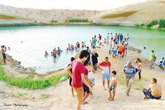 Феномен в пустыне. Озеро в Тунисе возникло за 1 ночь. Обсуждение на LiveInternet - Российский Сервис Онлайн-Дневников