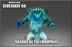 Giveaway 66 - Shards of Polymorphia Set