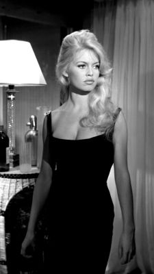 Brigitte Bardot - in honor of what would have been Vivien Leigh's 100th birthday on November 5, we're taking a look at