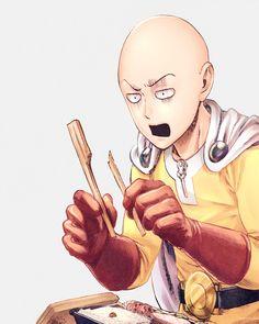 One Punch Man | Saitama -- Caped Baldy