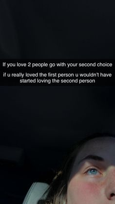 &' If you loved the second person you wouldn't still be inlove with the first … - Beauty Sad Love Quotes, Mood Quotes, Crush Quotes, Life Quotes, Qoutes, Story Quotes, Funny Quotes, Cute Relationships, Relationship Quotes