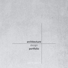 Architecture portfolio mise en page typographie et design graphique lydia gkousgkouni architecture portfolio altavistaventures Gallery