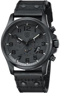 Luminox Blackout Black Dial Chronograph Mens Watch 1881.BO
