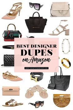 698a91718571 20 of the Best Designer Dupes on Amazon