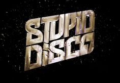 The original was a vector logo, I only made it in 3D. (Stupid Disco is a hungarian DJ)