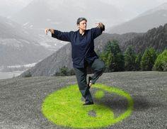 """Balance isn't so much about balancing as it is about centering."" - taichicrossroads.blogspot.com -  #TaiChi #Taijiquan"