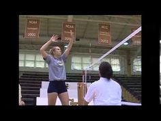 Work on Positioning for the Arm Swing! - Volleyball 2015 #29 - YouTube
