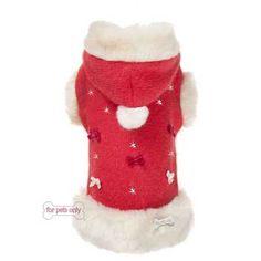 Abrigo de lana para perros Christmas Cape, PR270