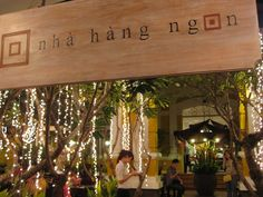 Nha Hang Ngon - Ho Chi Minh City ** Filled with the best street food vendors so get to try a lot of street food under 1 restaurant roof!
