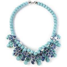 EK THONGPRASERT 'Francis Rivis' necklace ($1,310) found on Polyvore