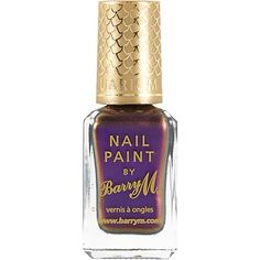 Persian Barry M aquarium nail polish - beauty / fragrance - gifts - women
