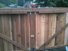 Double Fence Gate double fence gate | for the home | pinterest | fence gate, gates