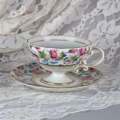 ** Šálek na čaj - malovaný porcelán **
