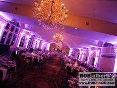 The Riverview Simsbury CT Wedding Uplighting -  www.robalberti.com0 IMG_1553