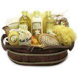 Morgan Avery Bain D'esprit Bath Collection Set, Vanilla Almond (Misc.)By Morgan Avery