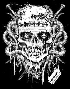 Artist: riddickart  ~  Image Title: Razor