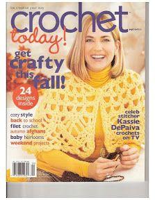 Crochet Today ! 09-10 2007 - Anna Borodai - Picasa Web Albums