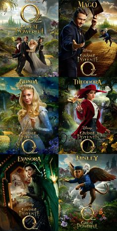 Oz: The Great and Powerful poster Best Teen Movies, New Disney Movies, Live Action Movie, Action Movies, Cinema Movies, Film Movie, Great Expectations Movie, Film Recommendations, The Beast Movie