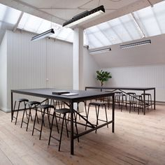 "Post-Office creates ""simple and elegant"" UK headquarters for Aesop"