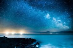 Fishing Boats Meet the Milky Way on the Isle of Wight (south of England) on May 16, 2013. Credit and copyright: Chad Powell.