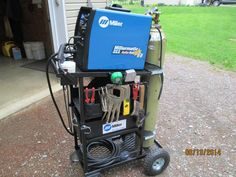 The Welding Cart Thread... Post 'Em Up!! - Page 12