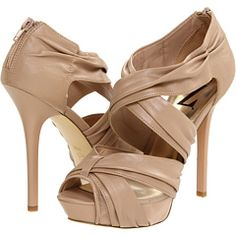 "nude heels.. have been on my list of ""wants"" for pretty much a year. haha. SELF CONTROL."