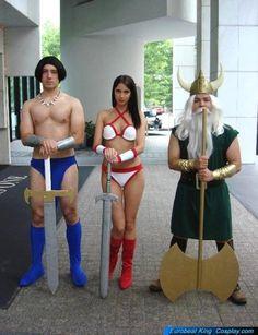 Comunidad 100% cosplay de google+