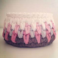 original basket #crochet