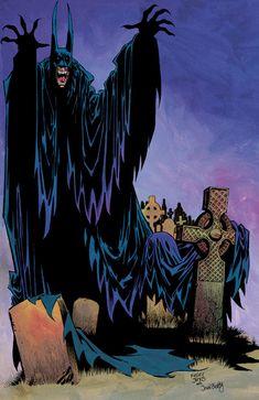 Batman by Kelley Jones