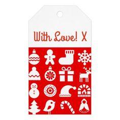 '''Tis the Season Christmas Gift Tags - Xmas ChristmasEve Christmas Eve Christmas merry xmas family kids gifts holidays Santa