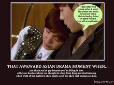 Awkward Drama Moments