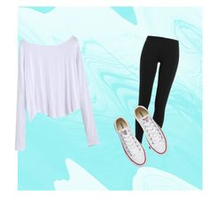 """""""Untitled #44"""" by mihaialexiamaria on Polyvore featuring Polo Ralph Lauren and Converse"""