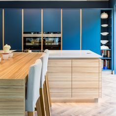 Avocado Tree Care, Modern Family, Home And Family, Contemporary Kitchen Design, Bespoke Kitchens, Kitchen Hacks, Furniture, Home Decor, Contemporary