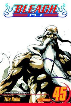 Bleach, Vol. 45, 2012 The New York Times Best Sellers Manga Graphic Books winner, Tite Kubo #NYTime #GoodReads #Books