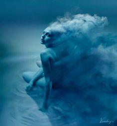 """Metaphorm...smoke"" by Kassandra (ЕлкаВизерская)."
