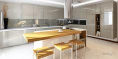 Kuchnia - Styl Nowoczesny - adddesign