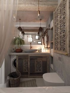 Квартира общей площадью 48.3 м2 - Дизайн интерьеров | Идеи вашего дома | Lodgers