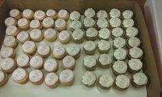Marine Corps cupcakes