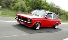 1978er Opel Kadett C Limousine: Shining Star! - Klassik - VAU-MAX - Das kostenlose Performance-Magazin