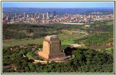 Pretoria, South Africa. Voortrekker Monument