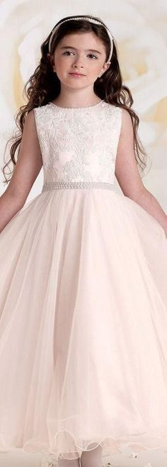 Free shipping, $56.55/Piece:buy wholesale Joan Calabrese Bhldn Flowergirl Dresses 2015 Blush Vintage Flower Girl Dress Cute Jewel Lace A-line Tea-length Girls Special Occasion Gowns from DHgate.com,get worldwide delivery and buyer protection service.